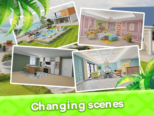 Love Design-Home Makeover 0.1.2.153 screenshots 1