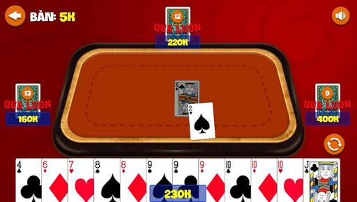 Tiu1ebfn lu00ean u2013 Tien Len u2013 Tien Len Dem La Offline  screenshots 4