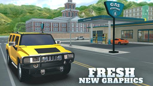 City Car Driving & Parking School Test Simulator 3.0 screenshots 3