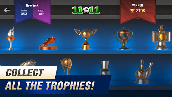 11x11: Soccer Club Manager screenshots 3