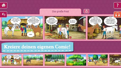 Bibi & Tina: Pferde-Abenteuer Apkfinish screenshots 5
