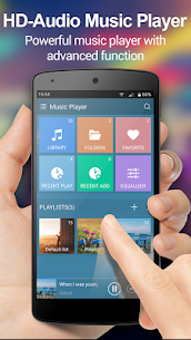 Music Player + APK by Mobile_V5 1