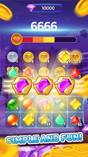 Gem Planet Merger - Diamond Winner  screenshots 2