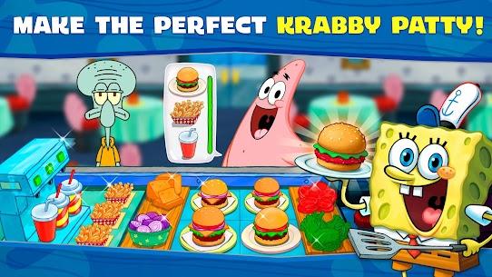 SpongeBob: Krusty Cook-Off (MOD, Unlimited Diamonds) 2
