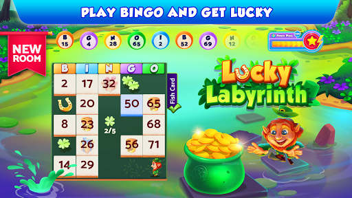 Bingo Bash featuring MONOPOLY: Live Bingo Games  screenshots 2