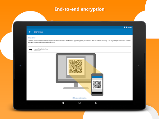 HiDrive  screenshots 13