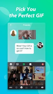 GO Keyboard Pro v1.58 MOD APK – Emoji, GIF, Cute, Swipe Faster 3