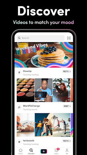 TikTok 17.8.4 screenshots 3
