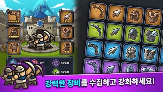Idle Kingdom Defense Mod Apk 1.0.16 (Unlimited Money) 4