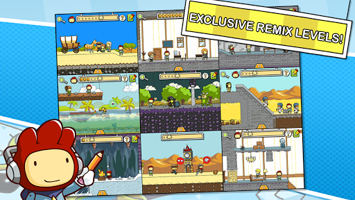 Scribblenauts Remix  screenshots 5