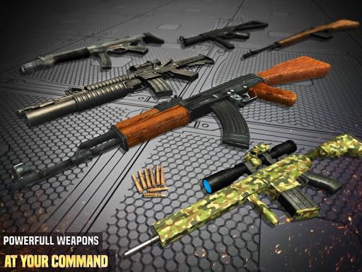Combat Shooter: Critical Gun Shooting Strike 2020 2.3 screenshots 12