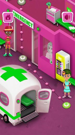 Doctor Games For Girls - Hospital ER apkpoly screenshots 4