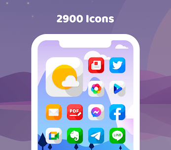 Anubis – Icon Pack 1.3 MOD APK [UNLOCKED] 2