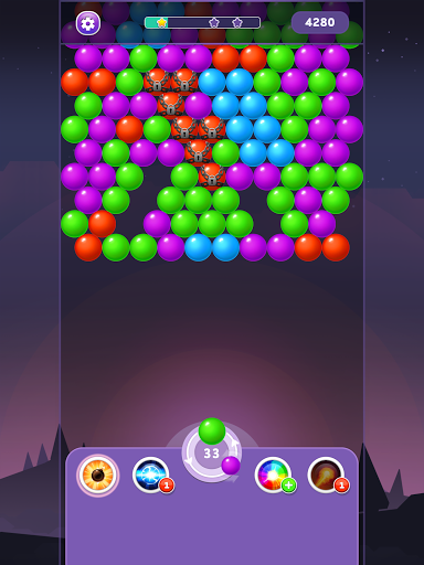 Bubble Shooter Rainbow - Shoot & Pop Puzzle 2.12 screenshots 10