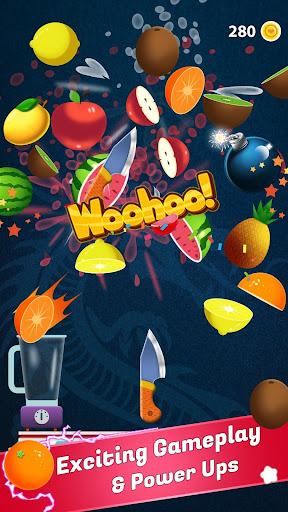 Crazy Fruit Cutter- Juicy Master Games 2020 screenshots 1