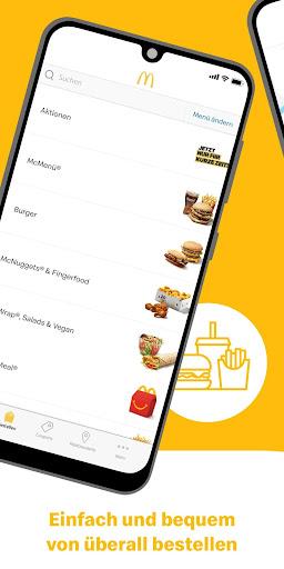 McDonaldu2019s Deutschland - Coupons & Aktionen 7.0.0.50257 screenshots 1