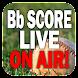 野球の試合経過を簡単送信! Bb Score Live - Androidアプリ