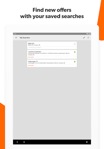 mobile.de u2013 Germanyu2018s largest car market 8.15.2 Screenshots 20