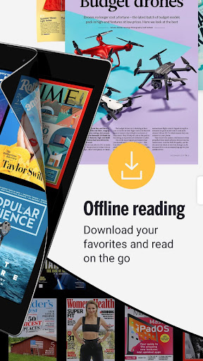 Readly - Unlimited Magazine Reading  screenshots 14
