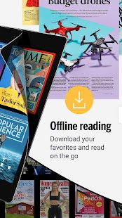 Readly - Unlimited Magazine Reading Screenshot