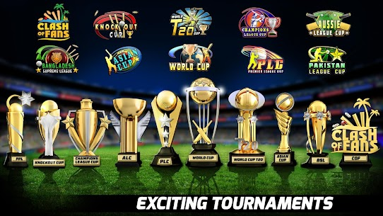 World Cricket Battle 2 (WCB2) – Multiple Careers (MOD, Unlimited Money) 8