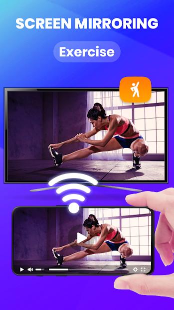 Screen Mirroring - Smart View & Wireless Display screenshot 7