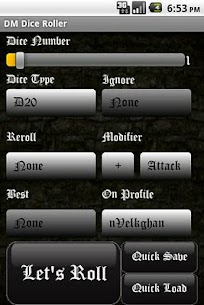Dungeon Master Dice Roller For Pc   How To Install – Free Download Apk For Windows 2
