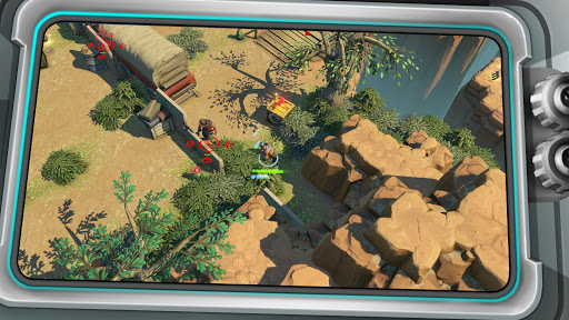 Space Marshals 3 screenshots apkspray 10