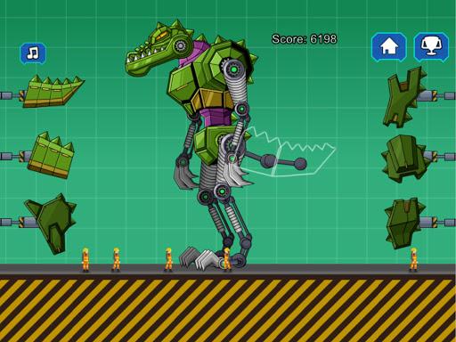 Robot Crocodile Toy Robot War  screenshots 15