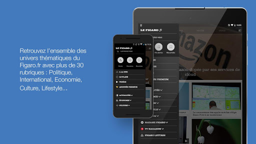 Le Figaro.fr: Actu en direct 5.1.25 Screenshots 7