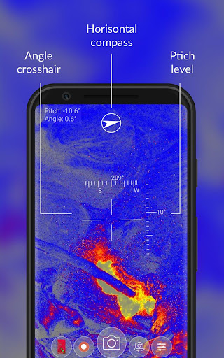 Thermal scanner camera VR screenshots 4