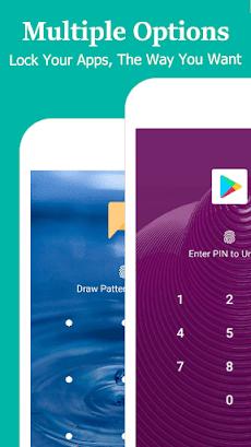 AppLock PRO - Fingerprint, PIN & Pattern (No ads)のおすすめ画像5