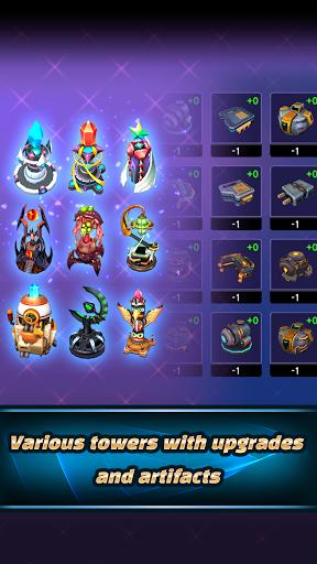 Random Skill Defense  screenshots 5