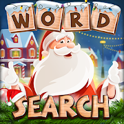 Xmas Word Search: Christmas Cookies