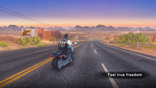 Outlaw Riders: War of Bikers apkdebit screenshots 20