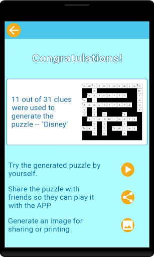 Wordapp: Crossword Maker apkpoly screenshots 5