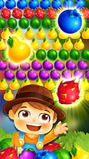 Farm Bubble Shooter Story - Fruits Mania