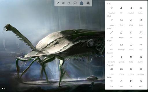 Infinite Painter 6.5 Screenshots 7