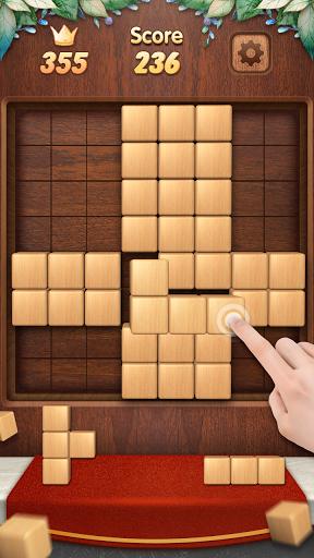 Wood Block Puzzle 3D modavailable screenshots 3