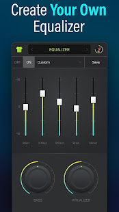 Tiing: Volume Booster and Equalizer MP3 Player