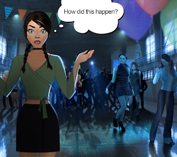 Teen Magic Love Story Games 2.4 screenshots 4