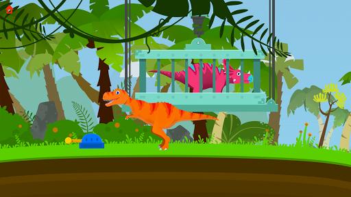 Jurassic Rescue - Dinosaur Games in Jurassic! 1.1.5 screenshots 3