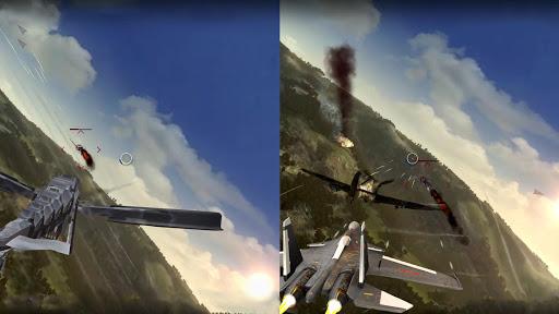 War Plane 3D -Fun Battle Games 1.1.1 Screenshots 12
