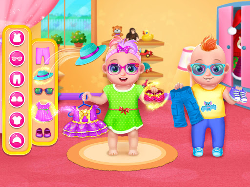 Pregnant Mommy And Twin Baby Care android2mod screenshots 11