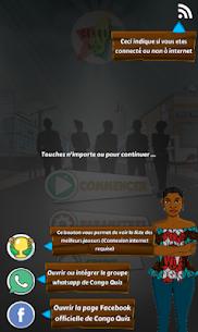 CONGO QUIZ – Questions pour un congolais – APK Mod for Android 1