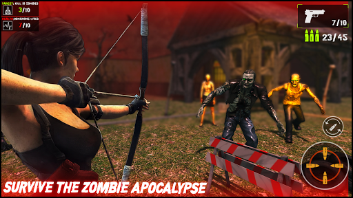 Zombies : Grand Zombie Shooter - Walking Zombie 1.0.3 de.gamequotes.net 4