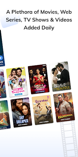 MX Player Online: Web Series, Games, Movies, Music 1.1.1 Screenshots 3