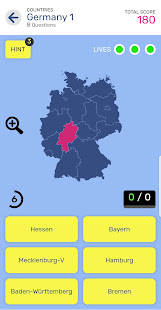 Map Quiz - World Geography Countries Continents 6.2 screenshots 2