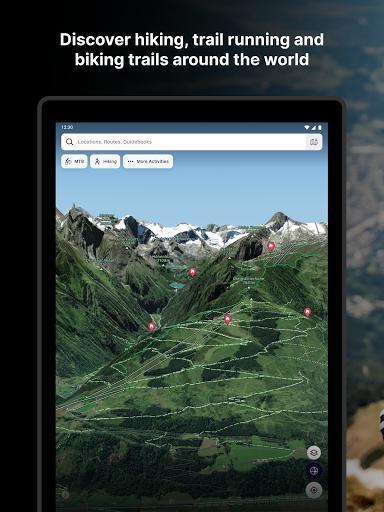 FATMAP: Hike, Bike, Ski Trails - 3D Outdoor Maps apktram screenshots 17