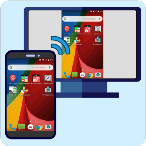 Baixar Screen Cast - View Mobile on PC